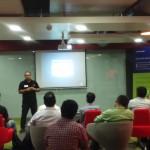 バンガロールでイベントに参加。Microsoft主催のWeb・Moblieアプリ開発meetup!