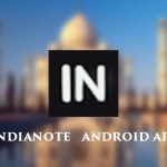 India NoteのAndroidアプリ公開!